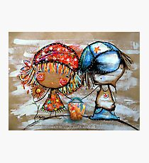 Jack and Jill  Photographic Print