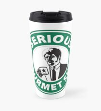 Pulp Fiction Serious Gourmet Shit Travel Mug