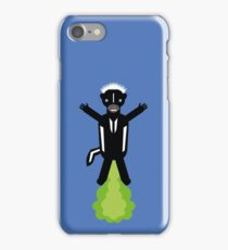 Atomic Skunk Fart iPhone Case/Skin