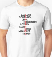 LIVERPOOL PLAYERS T-Shirt