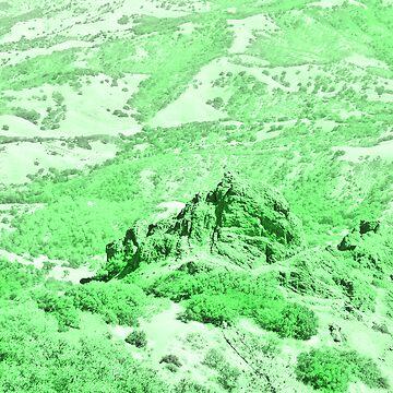 Mt. Diablo by Auzriell