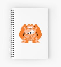 Donkey Kong Spiral Notebook