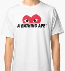 A Bathing Ape x CDG Classic T-Shirt