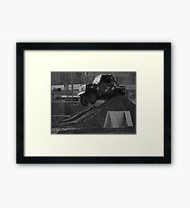 dakar  Framed Print