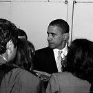 barack obama by shawhouse
