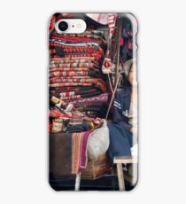 People 4369 Sucre, Bolivia iPhone Case/Skin
