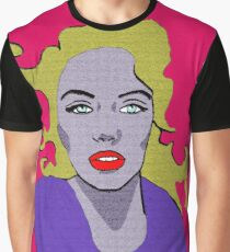 High and Dry Portrait Graphic T-Shirt