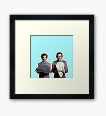 Flight of the Conchords 2 Framed Print