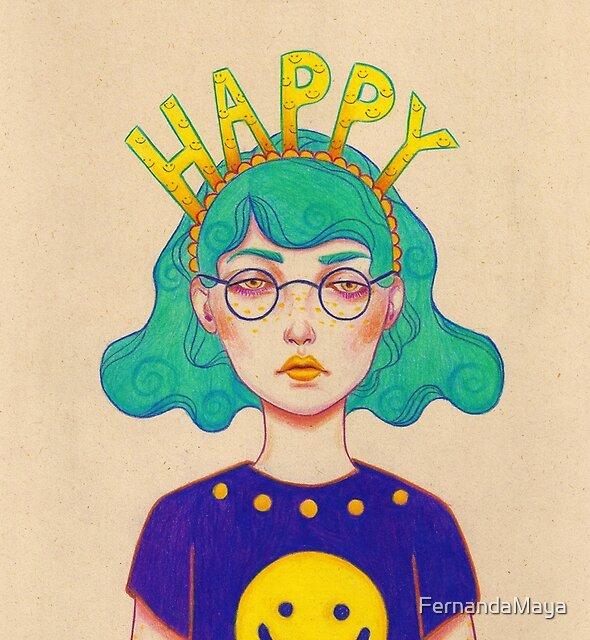 Happy by FernandaMaya