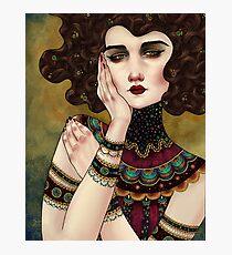 Klimt Muses 5 Photographic Print