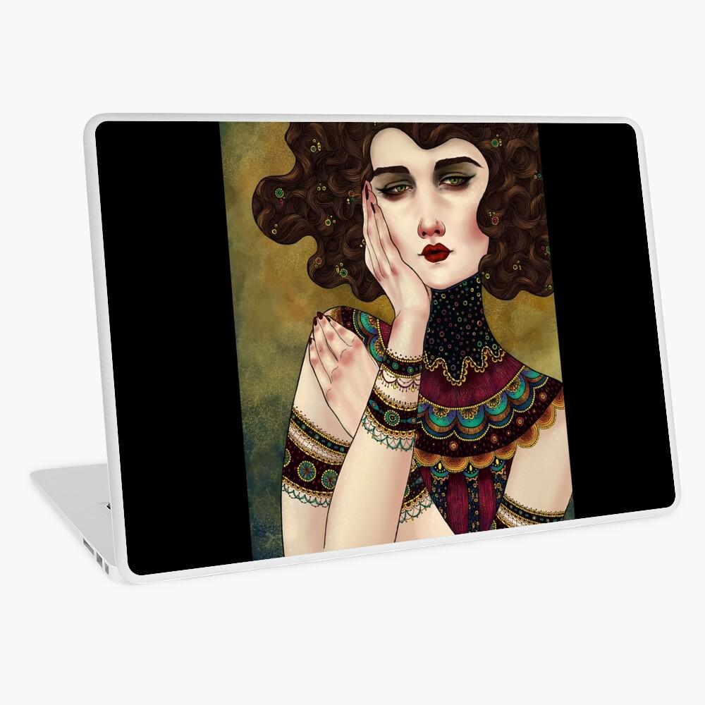 Klimt Muses 5 Laptop Skin