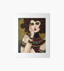 Klimt Muses 5 Art Board