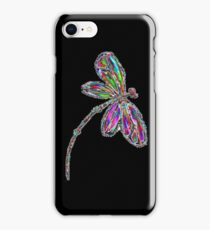 Solo Neon Dragonfly iPhone Case/Skin