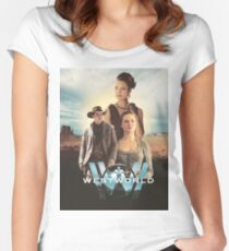 Westworld Women's Fitted Scoop T-Shirt