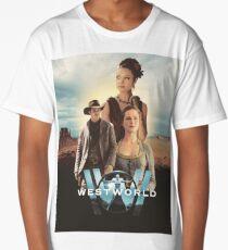 Westworld Long T-Shirt