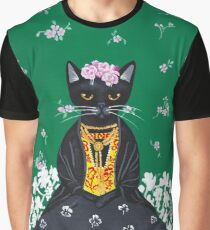 Frida Catlo Graphic T-Shirt