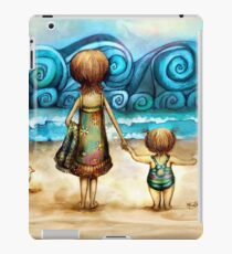 Beachcombers iPad Case/Skin
