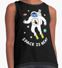 Space Is Neat Sleeveless Top