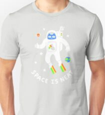 Space Is Neat Unisex T-Shirt