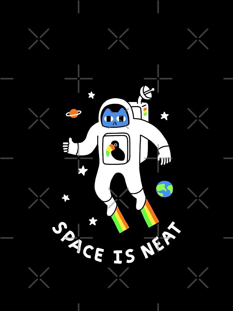 Space Is Neat by obinsun
