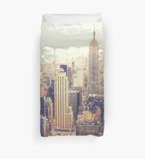 New York City Duvet Cover