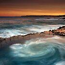 Bogey Hole Whirlpool by Annette Blattman