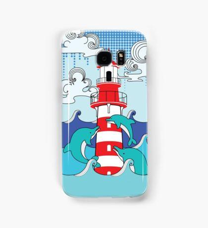 Ocean View Samsung Galaxy Case/Skin