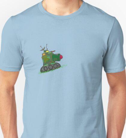 Laser Tank T-Shirt