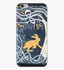 Hare -1 iPhone Case