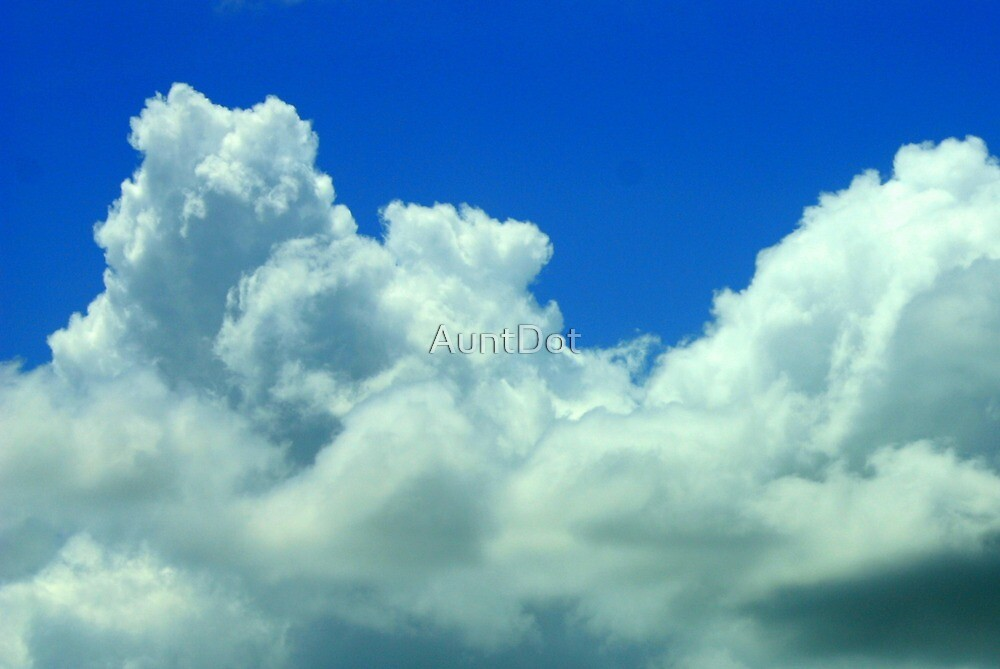 Serendipity ~ Angels In the Clouds by AuntDot