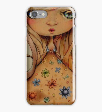 Antique Kisses iPhone Case/Skin