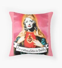 Holy Baby Jane Throw Pillow