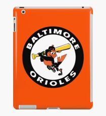 baltimore orioles iPad Case/Skin