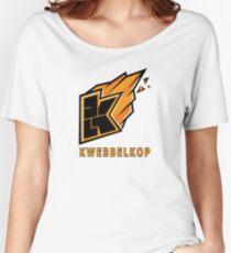 kwebbelkop logo youtube video game yt  Women's Relaxed Fit T-Shirt