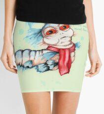 Labyrinth Worm Mini Skirt