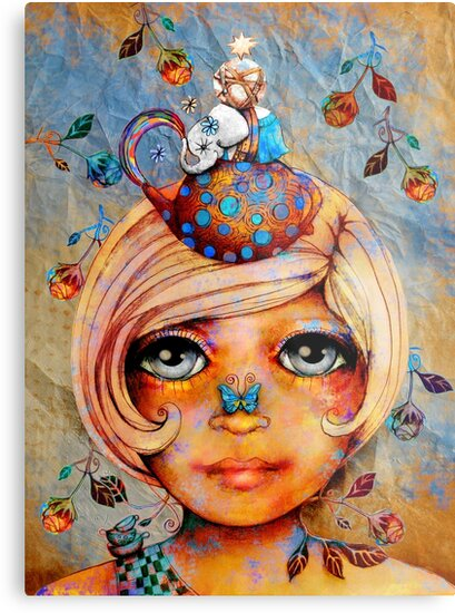 There's a Butterfly on my Nose by Karin Taylor