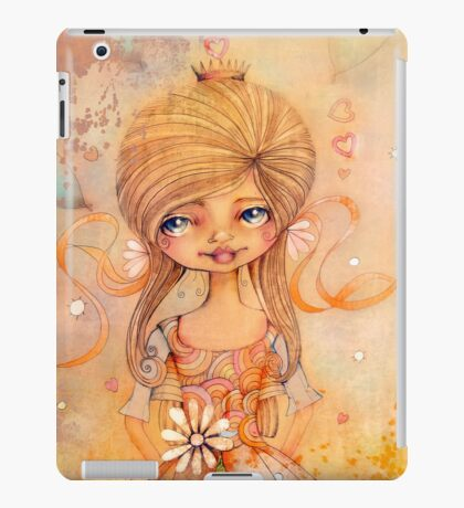 birthday girl iPad Case/Skin