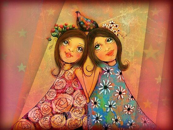sisters by © Karin Taylor