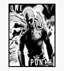 One Punch Photographic Print