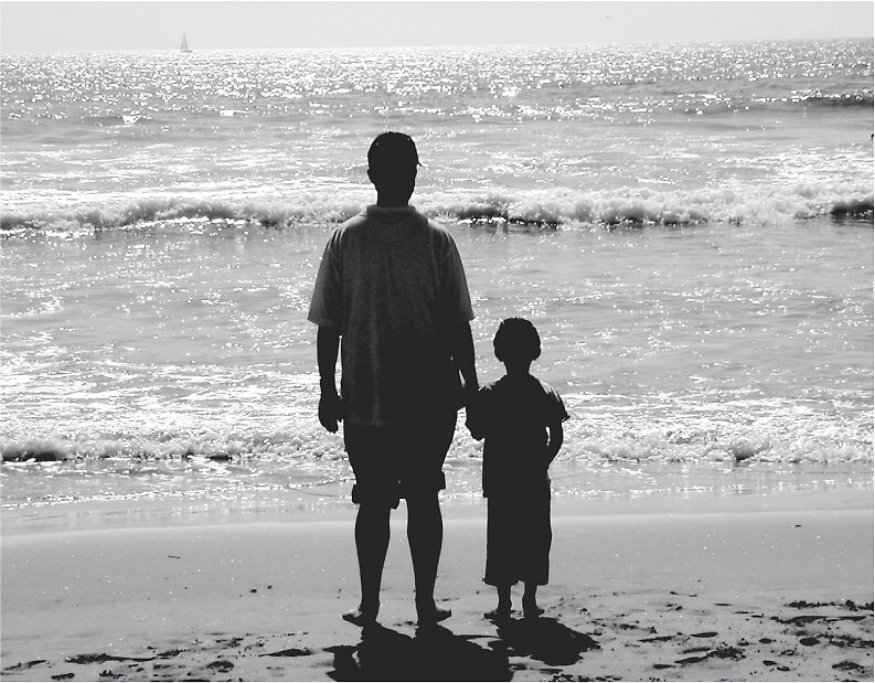 father and son by coolme56