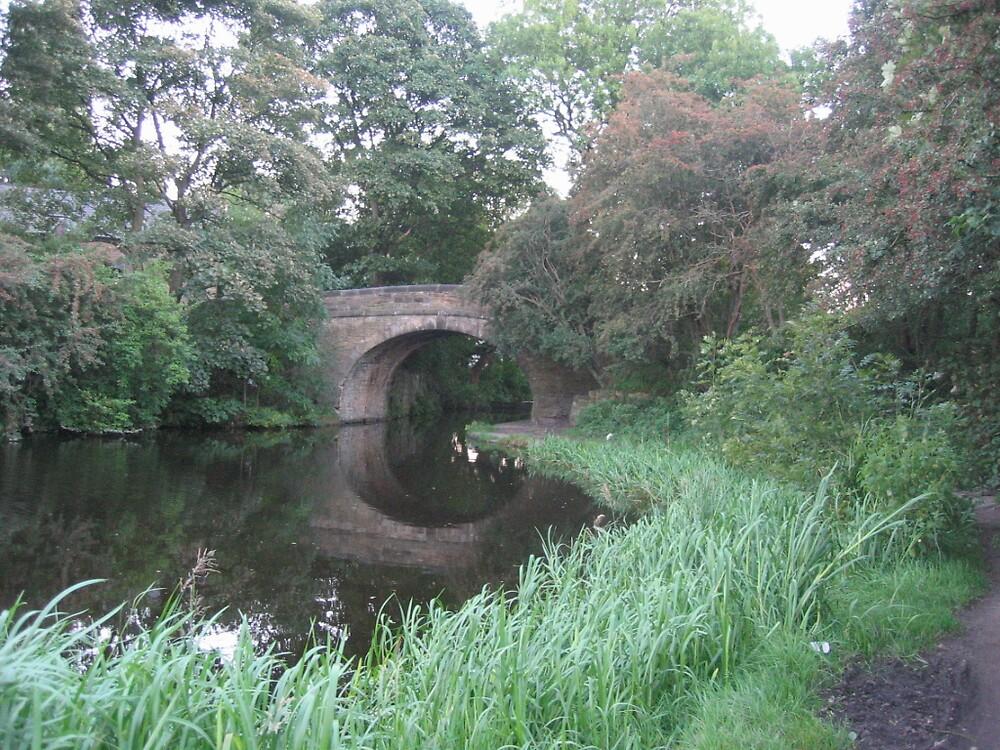 Canal Bridge by ElegantMess
