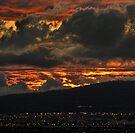 Feuer im Himmel von Celeste Mookherjee