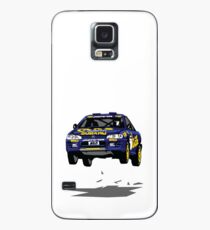 Subaru Impreza WRC Vector Jump Case/Skin for Samsung Galaxy