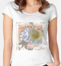 Baby's Breath Women's Fitted Scoop T-Shirt