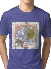 Baby's Breath Tri-blend T-Shirt