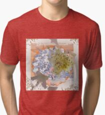 Baby's Breath Tri-blend T-Shirt