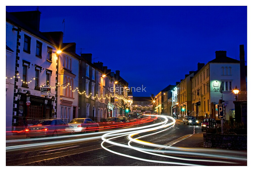 Cahir Town by espanek