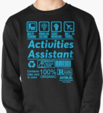 ACTIVITIES ASSISTANT LATEST DESIGN|FIND MORE HERE: https://goo.gl/YpYcDQ Pullover