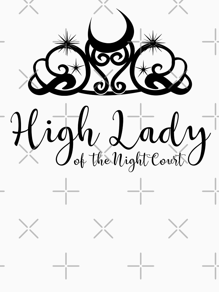 High Lady of the Night Court - ACOWAR - ACOMAF by yairalynn