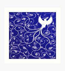 Mythical Bird Art Print